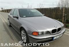 bmw z województwa lubuskie BMW Seria 5 E39 (1996-2003) Hak Skóra Alusy 1997r.