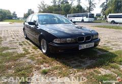 bmw seria 5 e39 (1996-2003) BMW Seria 5 E39 (1996-2003) sprzedam zadbane BMW e39 163km 2,5D