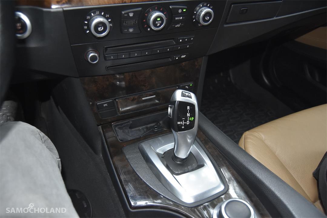 BMW Seria 5 E60 (2003-2010)  7