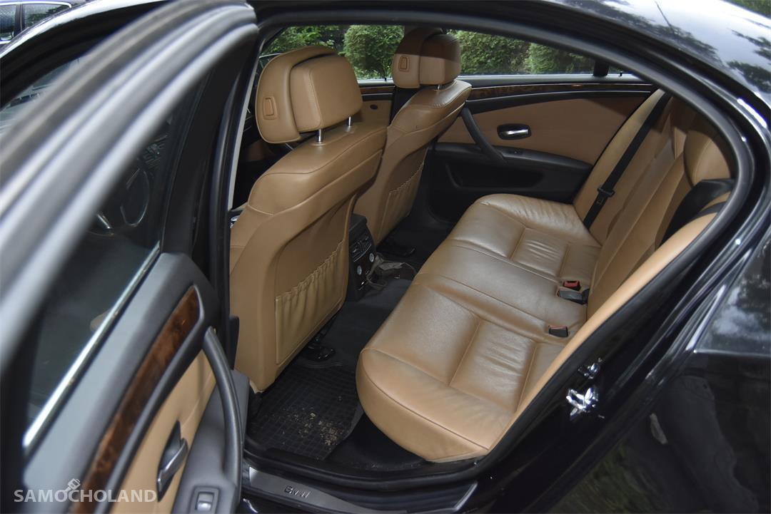 BMW Seria 5 E60 (2003-2010)  16