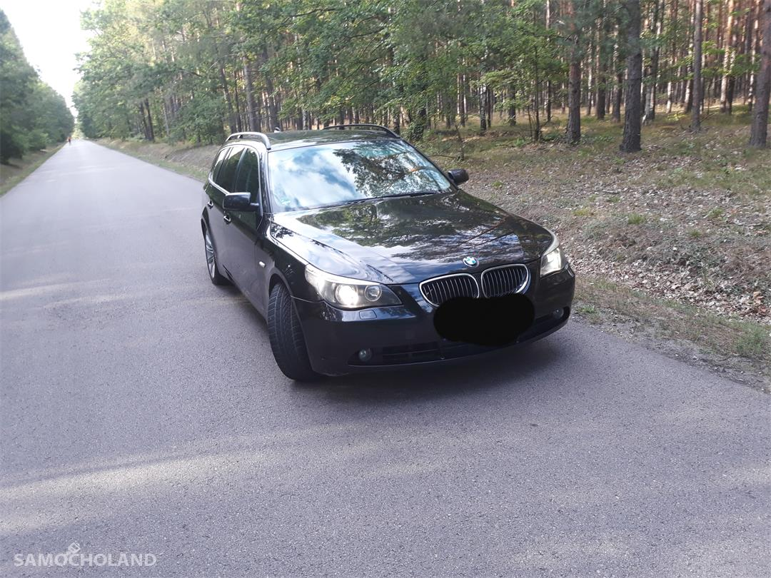 BMW Seria 5 E60 (2003-2010)  1