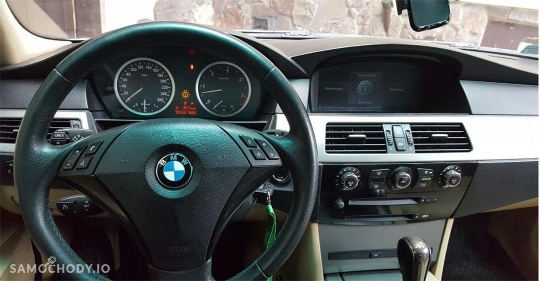 BMW Seria 5 E60 (2003-2010) 2,5D Proffessional START/STOP Parctronic 4