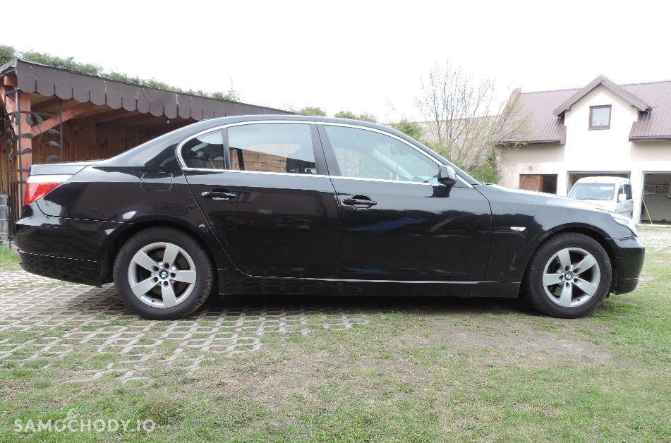 BMW Seria 5 E60 (2003-2010) szyberdach, podgrzewane siedzenia, system start-stop 2