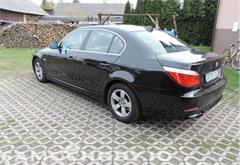 z miasta tomaszów lubelski BMW Seria 5 E60 (2003-2010) szyberdach, podgrzewane siedzenia, system start-stop