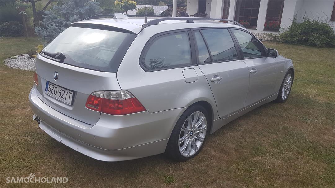 BMW Seria 5 E60 (2003-2010) BMW E 61 530D Silnik 3 litry 218 KM. 22