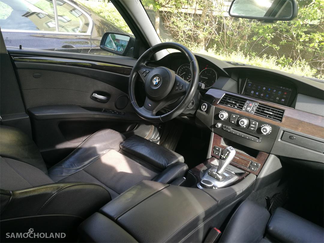 BMW Seria 5 E60 (2003-2010) lift salon PL automat 22