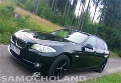 bmw BMW Seria 5 F10 (2009-) BMW F11 kupiony w Salonie DEKRA, ASO, pełna historia, prywatny