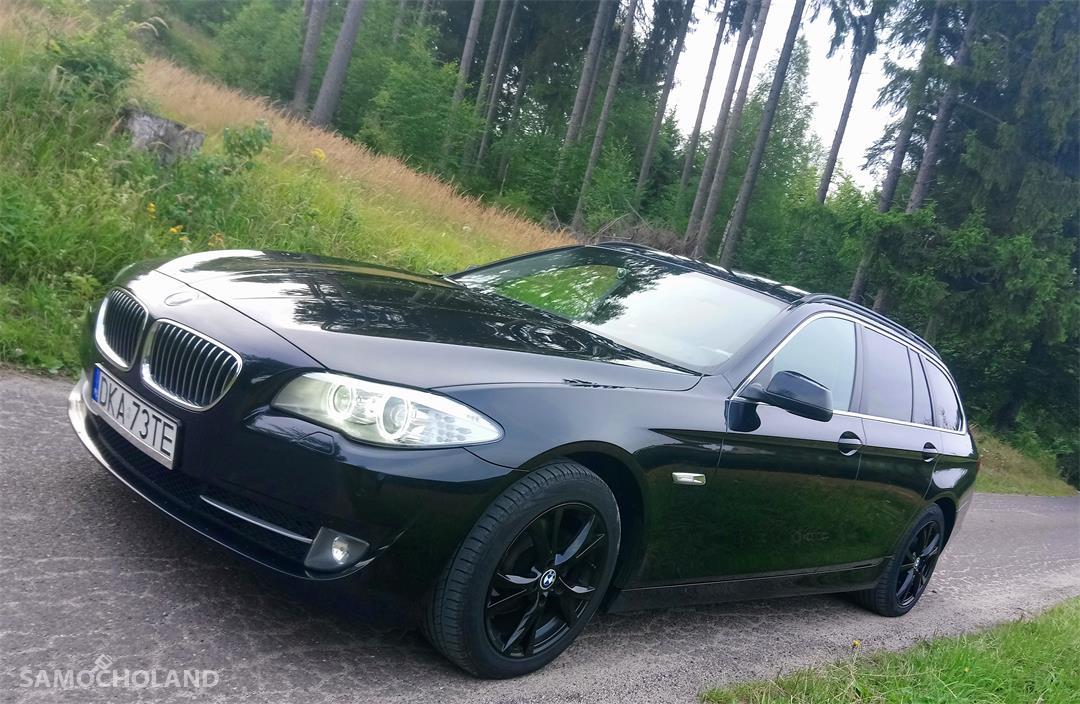 BMW Seria 5 F10 (2009-) BMW F11 kupiony w Salonie DEKRA, ASO, pełna historia, prywatny 1