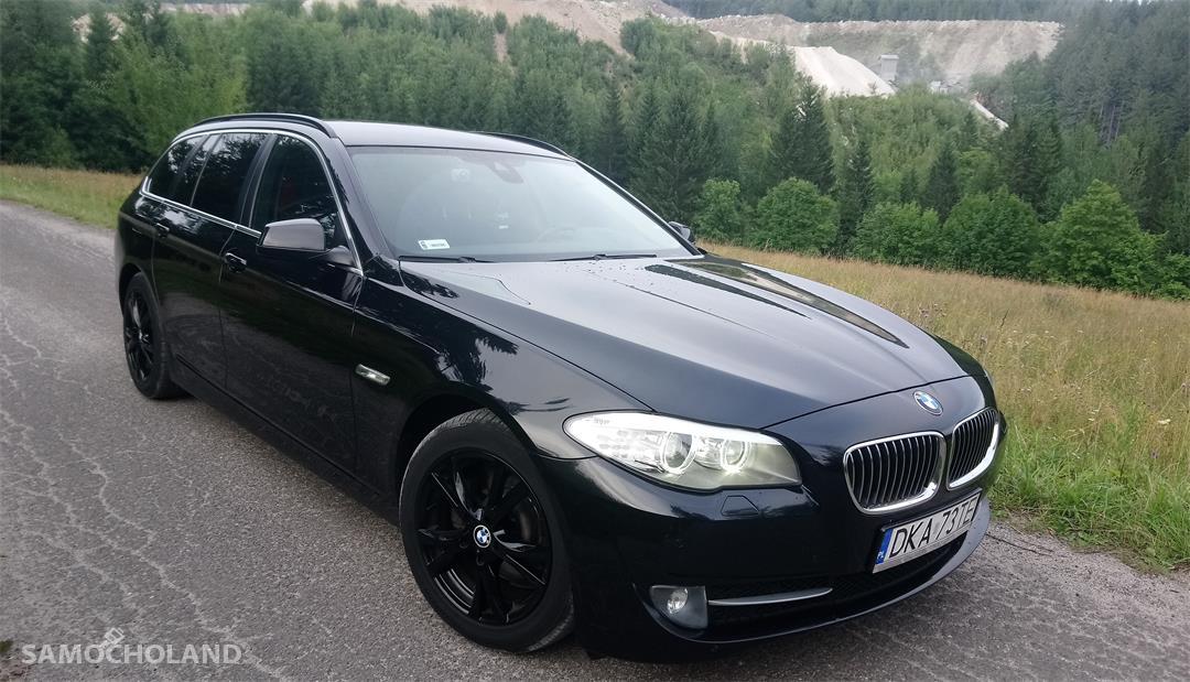 BMW Seria 5 F10 (2009-) BMW F11 kupiony w Salonie DEKRA, ASO, pełna historia, prywatny 22