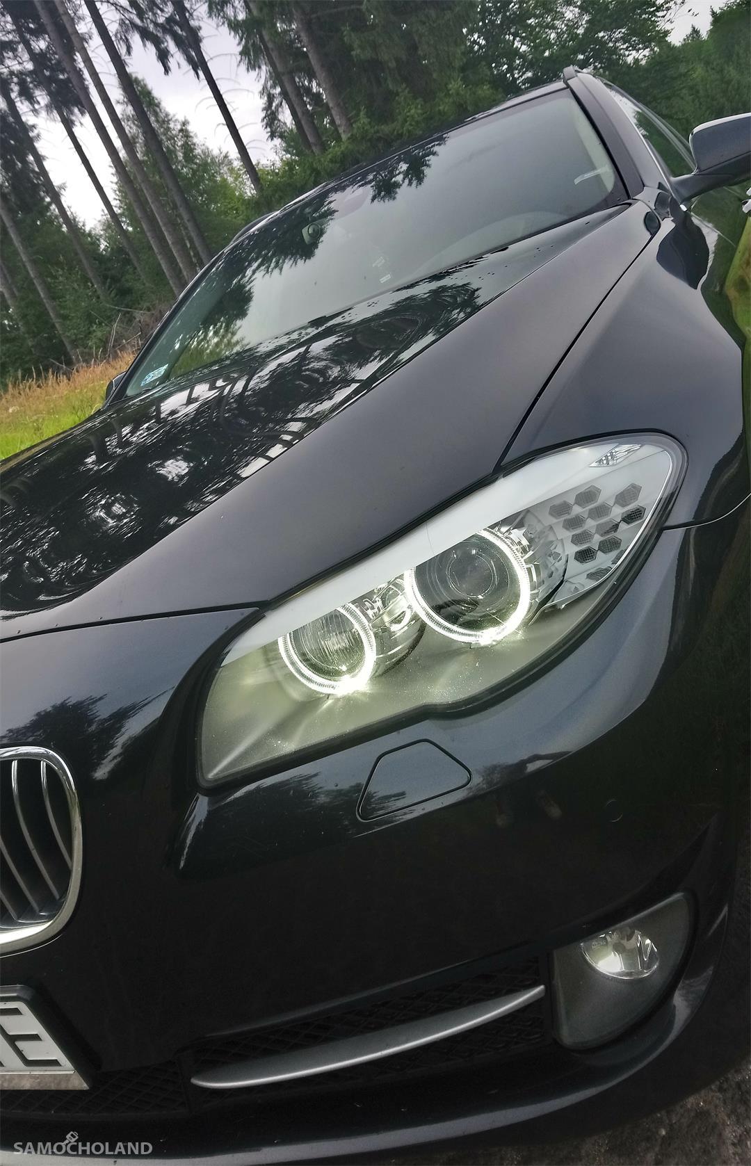 BMW Seria 5 F10 (2009-) BMW F11 kupiony w Salonie DEKRA, ASO, pełna historia, prywatny 37