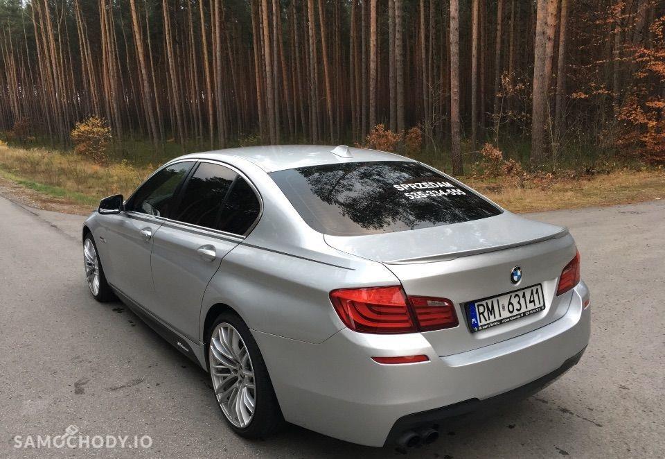 BMW Seria 5 F10 (2009-) M-PERFORMANCE navi professional okazja 2