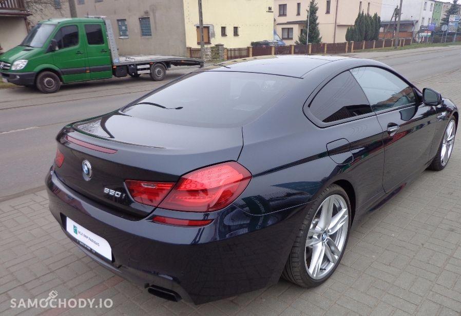 BMW Seria 6 F12/13 (2011-) 408 KM , bogate wyposażenie , niski przebieg 2