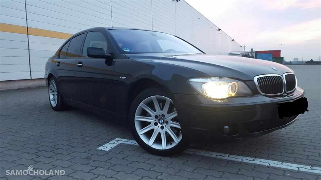 BMW Seria 7 E65/66 (2001-2008)  1