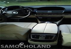 bmw z województwa podlaskie BMW Seria 7 E65/66 (2001-2008) BMW Seria 7 760i e65 zadbany z niemiec