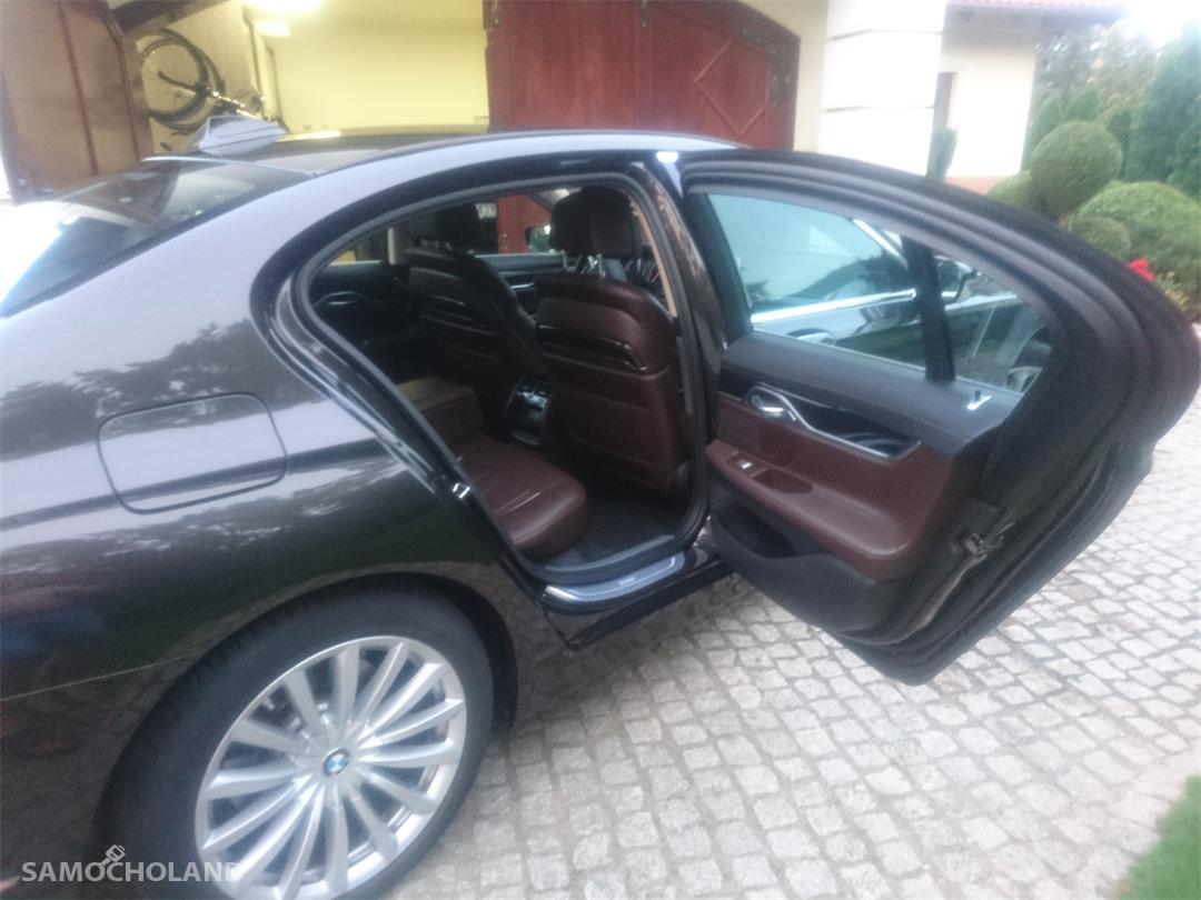 BMW Seria 7 G11/12 (2015-) sprzedam bmw730xdrive kupiony w bydgoszczy pierwszy wlasciciel 2