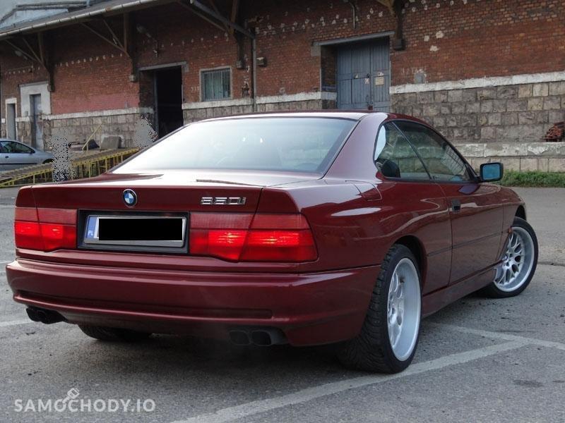 BMW Seria 8 ZABYTEK , SZYBERDACH , BEZWYPADKOWY 2