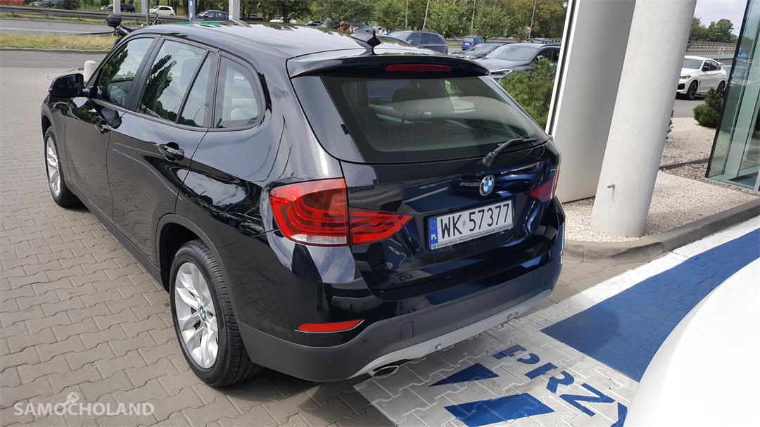 BMW X1 E84 (2009-2015) BMW X1, 2.0 184KM, jak nowy 4