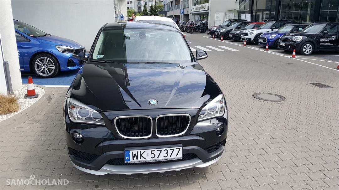 BMW X1 E84 (2009-2015) BMW X1, 2.0 184KM, jak nowy 2