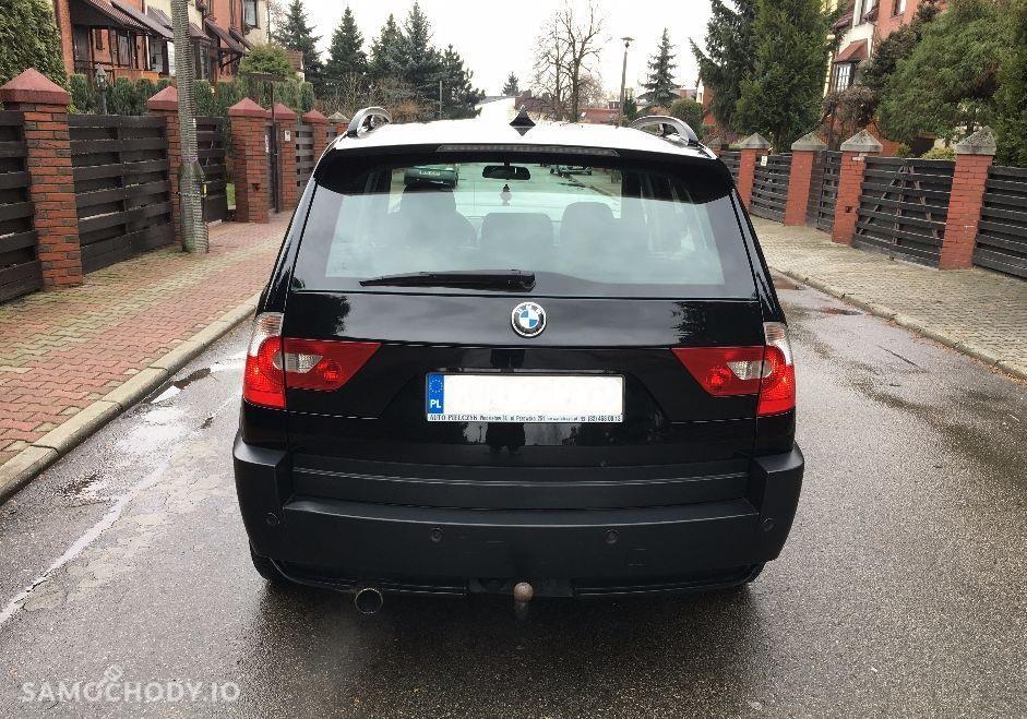 BMW X3 E83 (2003-2010) II właściciel , klima , czujniki parkowania  2