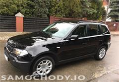 bmw x3 e83 (2003-2010) BMW X3 E83 (2003-2010) II właściciel , klima , czujniki parkowania
