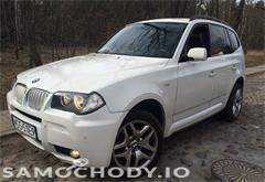 bmw x3 e83 (2003-2010) BMW X3 E83 (2003-2010) M-PAKIET ALU NAVI 280KM