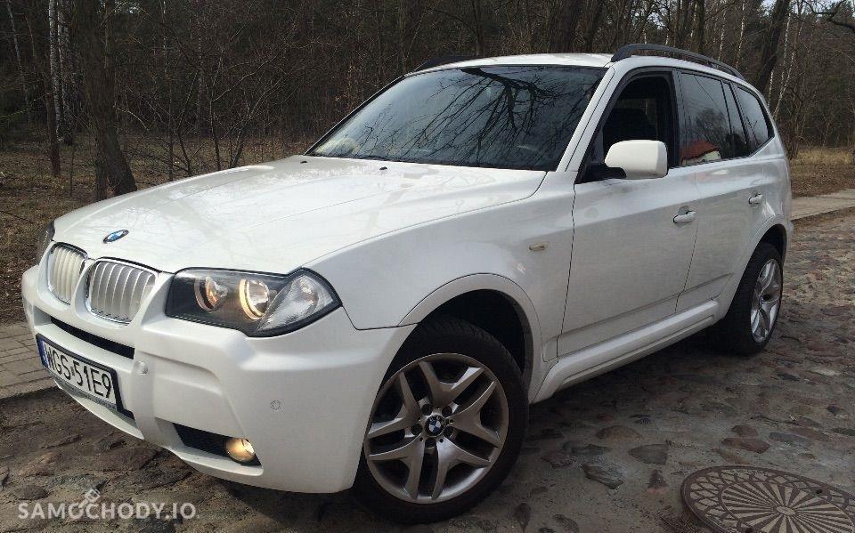 BMW X3 E83 (2003-2010) M-PAKIET ALU NAVI 280KM 1