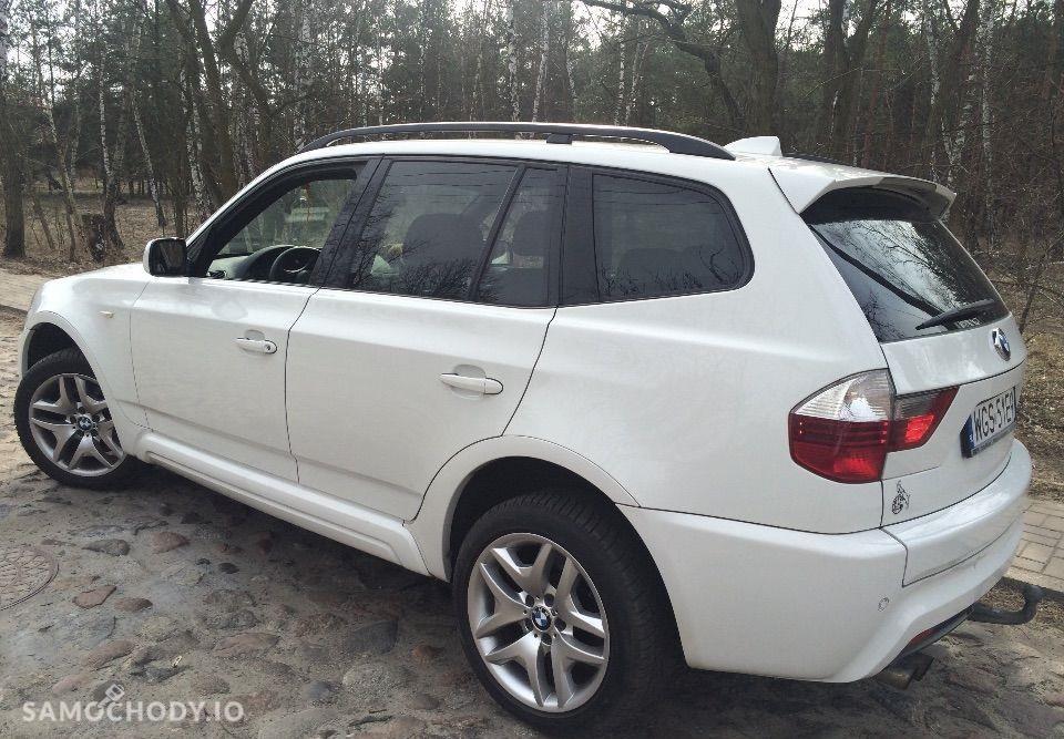BMW X3 E83 (2003-2010) M-PAKIET ALU NAVI 280KM 2