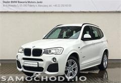 bmw x3 f25 (2010-) BMW X3 F25 (2010-) 190KM M-pakiet Gwaranacja Navi Xenon LED Start/Stop
