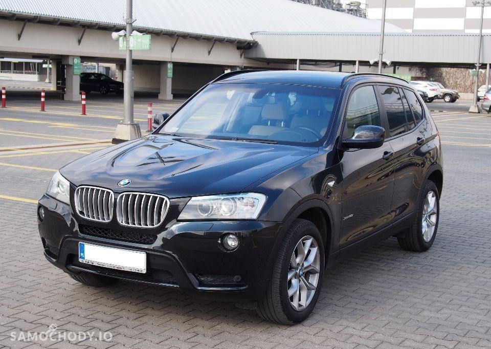 BMW X3 F25 (2010-) GPS światłą LED start-stop USB 1