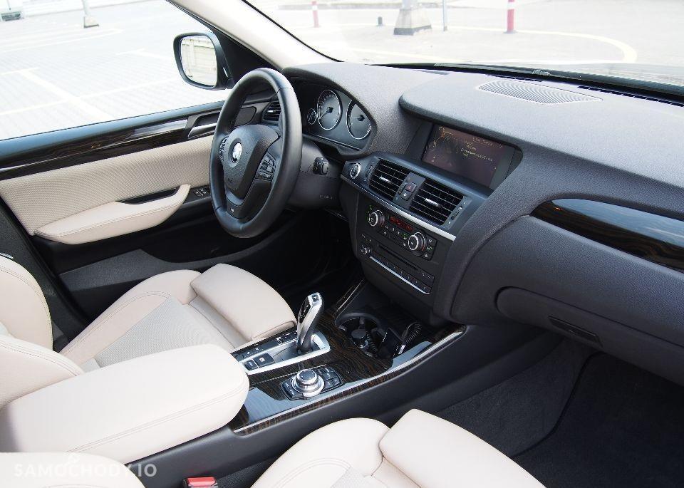 BMW X3 F25 (2010-) GPS światłą LED start-stop USB 4