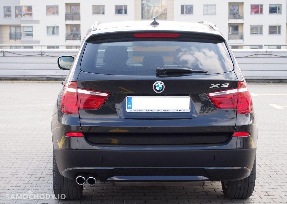 BMW X3 F25 (2010-) GPS światłą LED start-stop USB 2