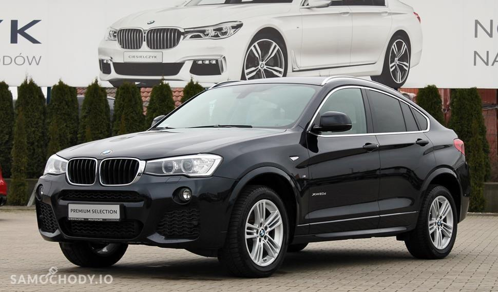 BMW X4 I właściciel , 190 KM , 4X4  1
