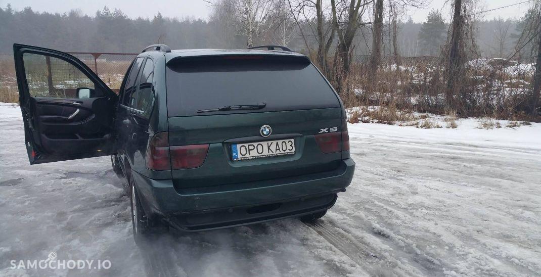 BMW X5 E53 (1999-2006) suv , szyberdach , zadbany 2