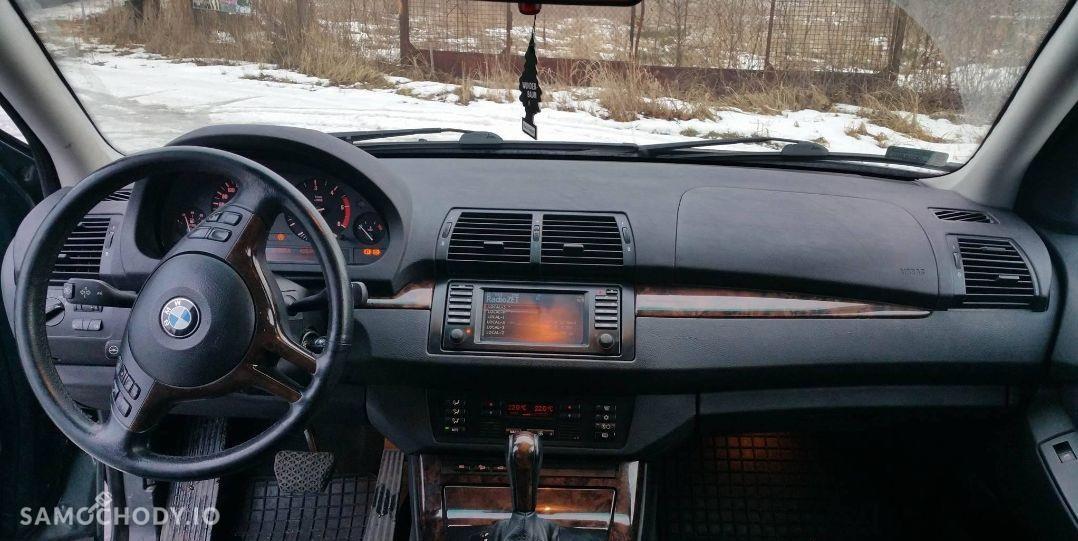 BMW X5 E53 (1999-2006) suv , szyberdach , zadbany 4