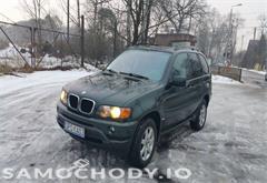 bmw x5 e53 (1999-2006) BMW X5 E53 (1999-2006) suv , szyberdach , zadbany