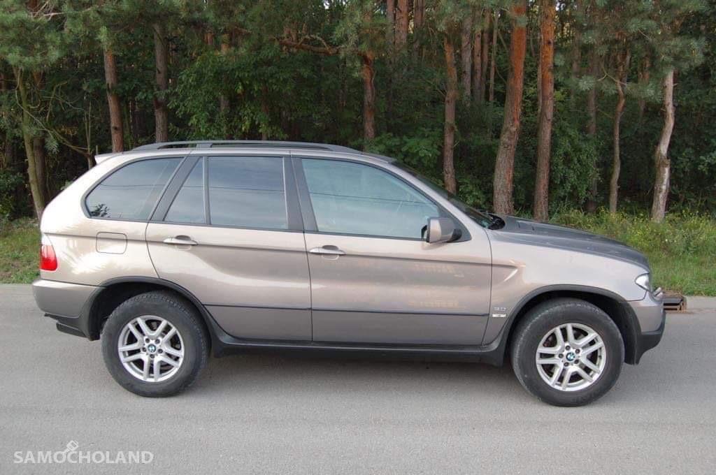 BMW X5 E70 (2006-2013) Okazja! Sprzedam BMW X5  7