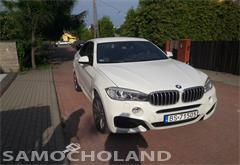 bmw x6 f16 (2014-) BMW X6 F16 (2014-) Krajowy Salonowy Serwisowany ASO na Gwarancji  M Pakiet