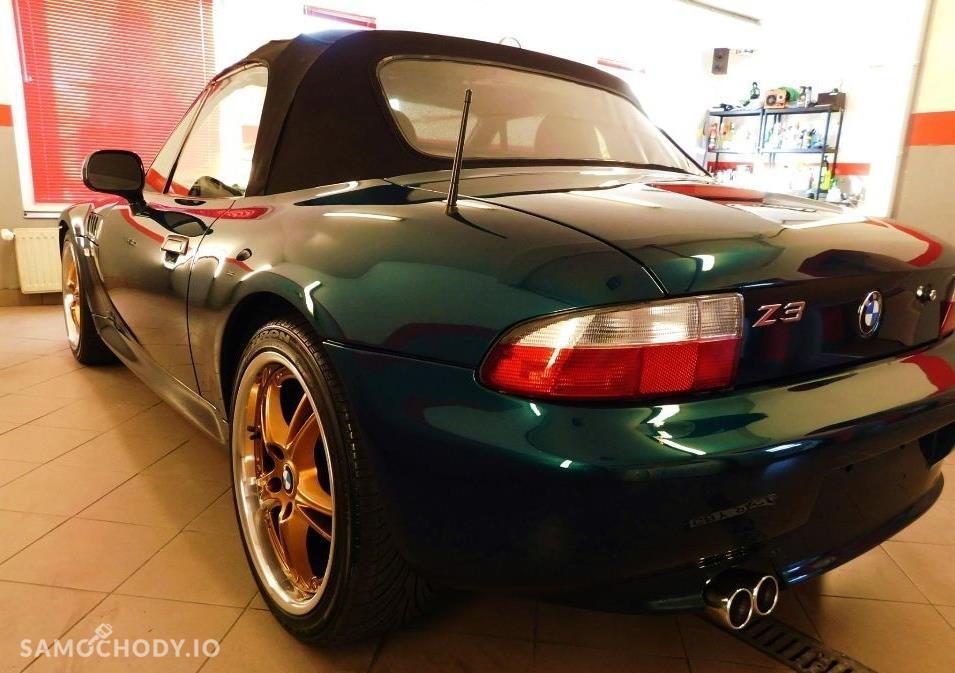 BMW Z3 dwuosobowy Roadster marki BMW 2