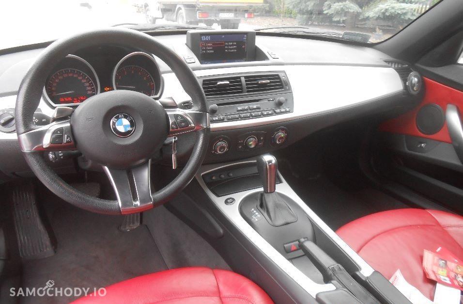 BMW Z4 niski przebieg, xenony, czujniki parkowania 4
