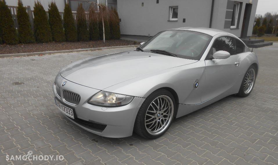 BMW Z4 niski przebieg, xenony, czujniki parkowania 1