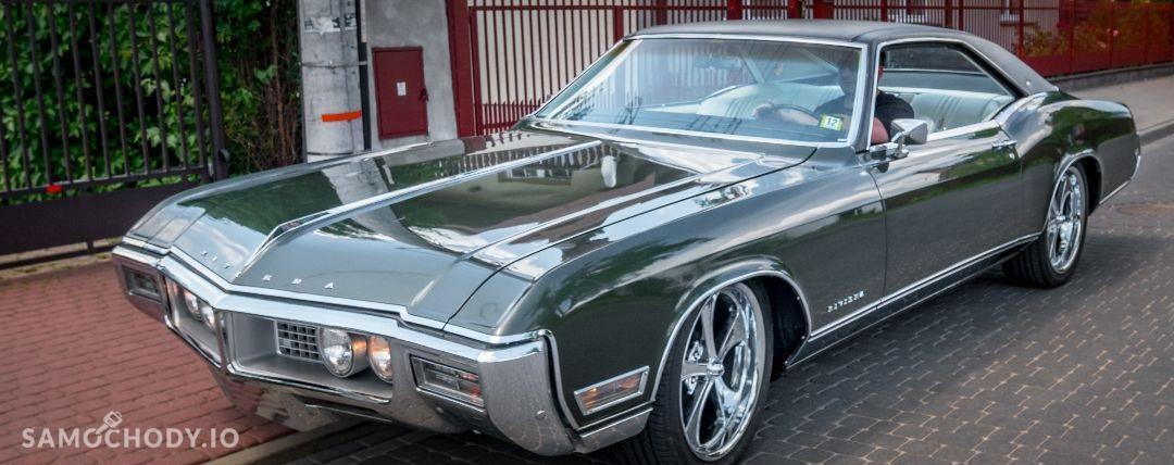 Buick Riviera El.szyby 1968r. Alufelgi 1