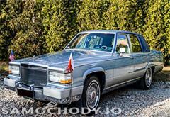 cadillac brougham Cadillac Brougham USA , WSZYSTKO SPRAWNE , ZADBANY