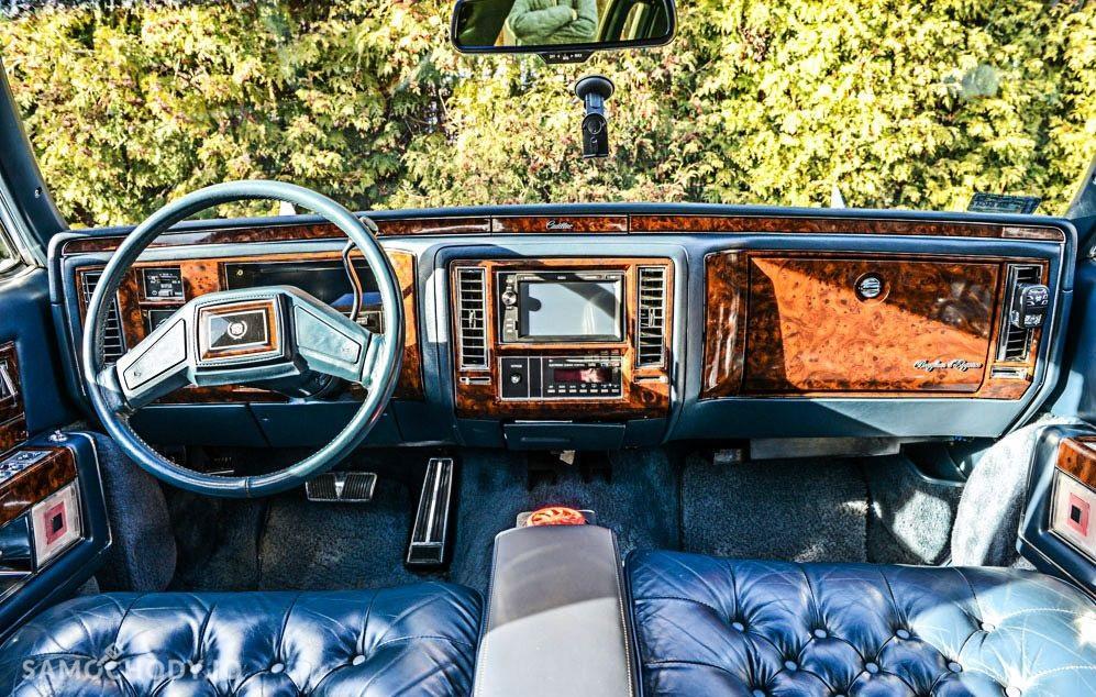 Cadillac Brougham USA , WSZYSTKO SPRAWNE , ZADBANY  4