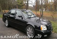 cadillac Cadillac DTS 300 KM , WERSJA premium , stan idealny