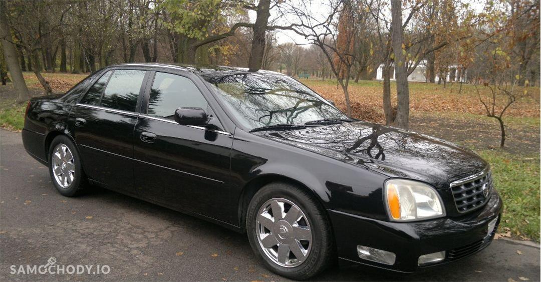 Cadillac DTS 300 KM , WERSJA premium , stan idealny  1
