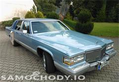 cadillac fleetwood Cadillac Fleetwood sprowadzony ze Stanów w 2013 roku