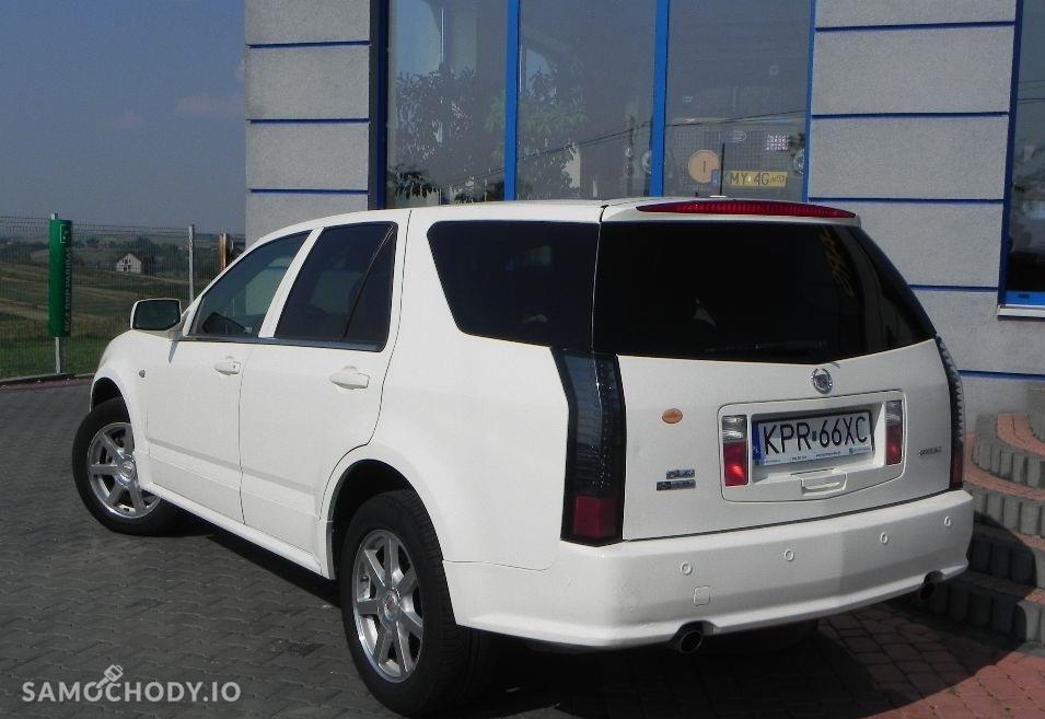 Cadillac SRX Benzyna+LPG , BOGATE WYPOSAŻENIE , 4x4 2