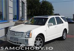 cadillac Cadillac SRX Benzyna+LPG , BOGATE WYPOSAŻENIE , 4x4