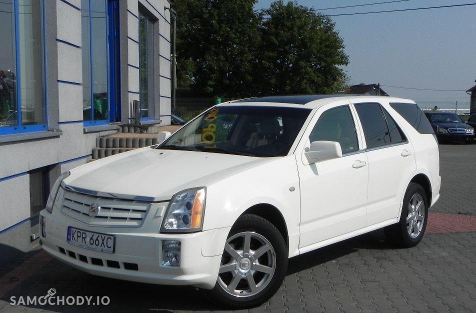 Cadillac SRX Benzyna+LPG , BOGATE WYPOSAŻENIE , 4x4 1
