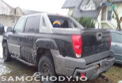 chevrolet z województwa mazowieckie Chevrolet Avalanche ciężarowy , FAKTURA VAT